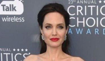 El radical cambio de imagen de Angelina Jolie