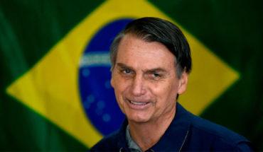 El ultraderechista Jair Bolsonaro es el nuevo presidente de Brasil