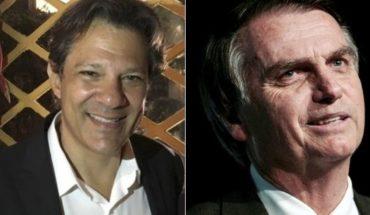 Elecciones en Brasil: Las últimas frases de Haddad y Bolsonaro antes de la veda electoral