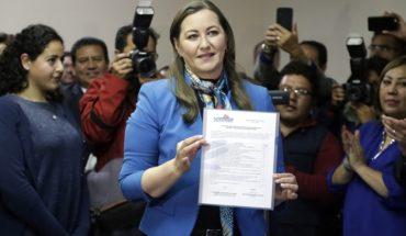 Electoral Tribunal of valid Puebla win Martha Erika Alonso