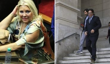 Elisa Carrió called for the impeachment of Garavano