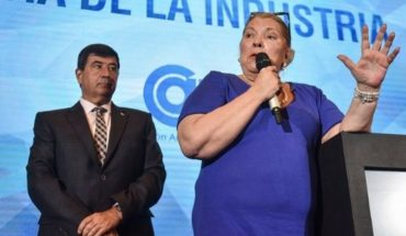 """Elisa Carrió: """"go to AmigaOS me with the President when I remove it to Garavano"""""""