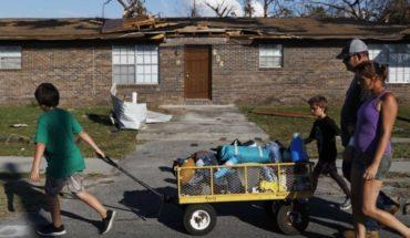 En Florida, familias buscan a desaparecidos tras Michael