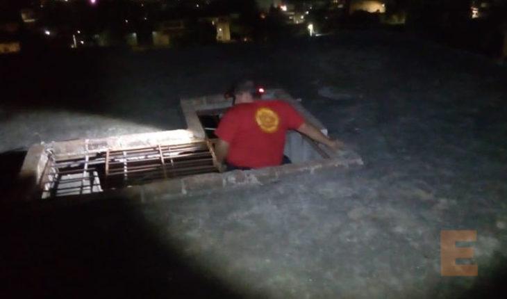Encuentran un cadáver putrefacto en Loma de Oriente de Zitácuaro, Michoacán