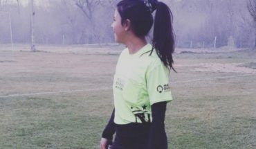 End of the Patriarchate in football: suspended for 10 dates to footballer who commanded to wash the dishes to referee women
