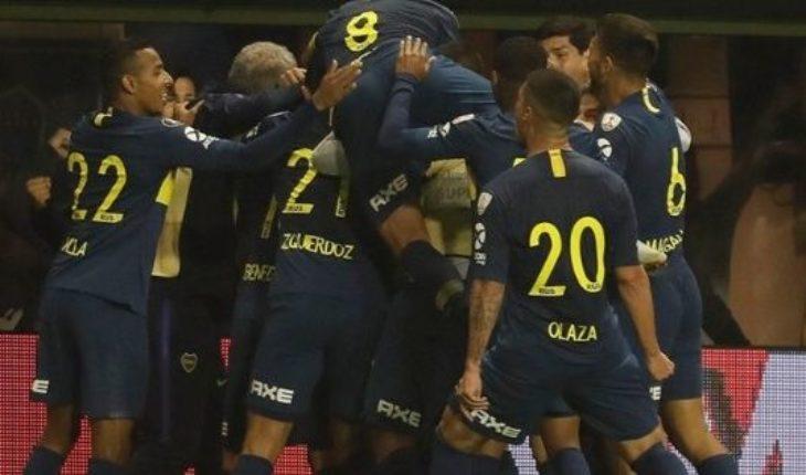 Entre el desahogo y la emoción: quién fue el protagonista al que Benedetto le dedicó el gol