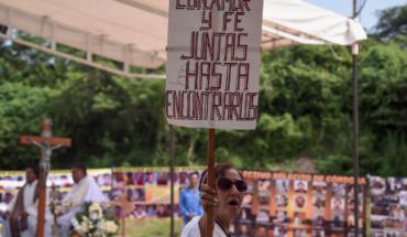 Es urgente que México implemente medidas contra desaparición: Bachelet