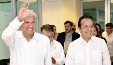 Even if you don't like critics and fifis, are going to build the train Maya, warns AMLO