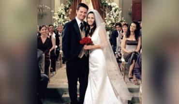 Fans detected error in the Monica Geller in Friends Wedding dresses