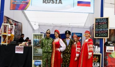 """Festival of Nations: 4 days """"of peace"""" around the cuisine"""