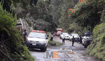 Firefight against criminals leave a ministerial dead and two injured in Uruapan, Michoacán