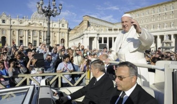 """Francisco returned to reject the abortion: """"Is like hiring a hit man"""""""