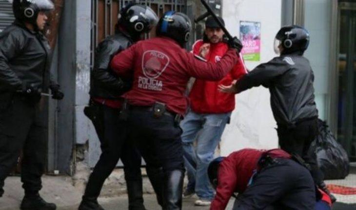"""""""Fue una cacería"""", aseguran los detenidos durante las marchas"""