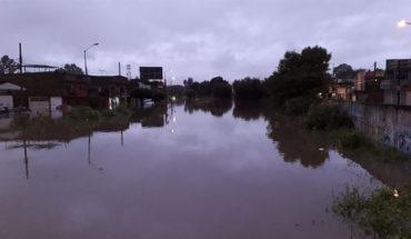 Fuertes lluvias provocan inundaciones en 27 puntos de Morelia, Michoacán