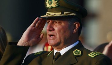 General r Villalobos declared as accused in the cause of human rights