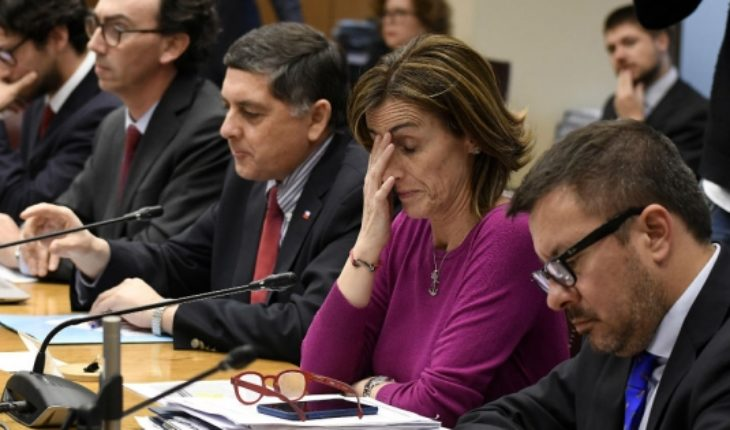 Government and opposition continue with gallito by the controversial safe classroom project