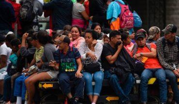 Guatemala reabrió registro en frontera con Honduras