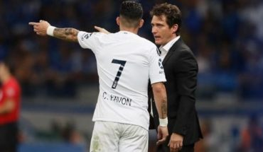 """Guillermo Barros Schelotto on mouth pass: """"the team left life shirt"""""""