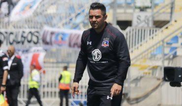 """Héctor Tapia: """"Hoy nos vamos con un empate que tiene sabor a derrota"""""""