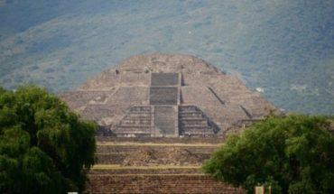 Hallan nueva cámara y túnel en Pirámide de la Luna de Teotihuacán