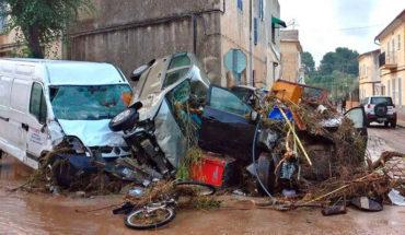 Heavy rains hit Spain, so far nine dead and six missing (Videos)