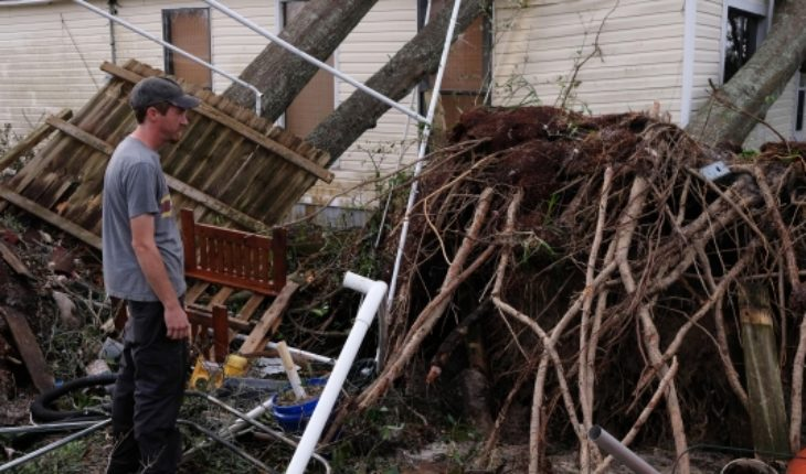 Increase to six dead after Hurricane Michael us