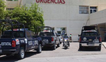 Ingresan al Hospital General dos personas lesionadas a golpes
