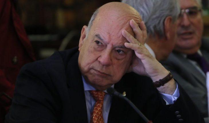 Insulza no cree necesario enviar nota de protesta a Argentina por polémico inventario de glaciares en campos de hielo sur