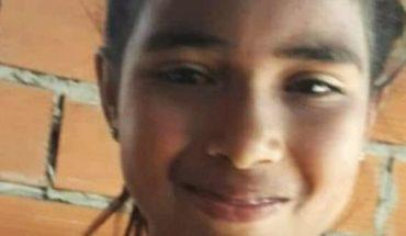 Intensa búsqueda de Sheila, una nena de 10 años desaparecida en San Miguel