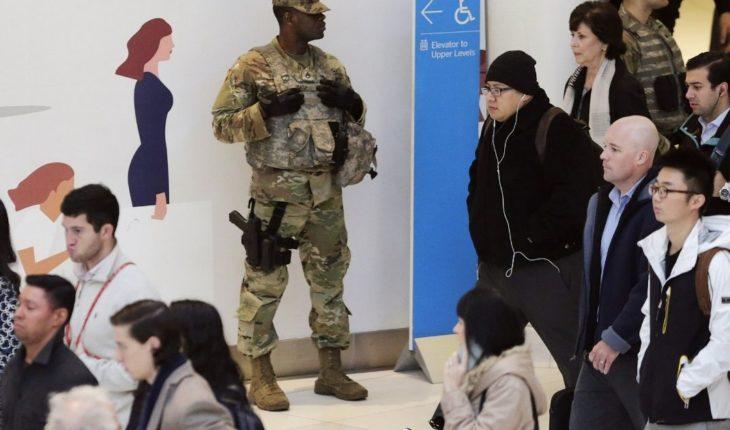 Intentan determinar móviles de correos bomba en EEUU