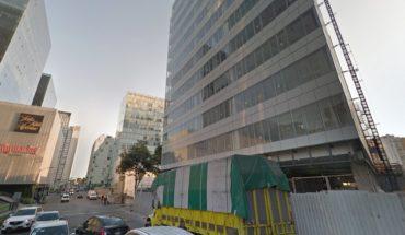 Intento de asalto deja dos heridos a un costado de Plaza Carso