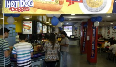 Junaeb acusó a Doggis de atentar contra la libre competencia en colaciones