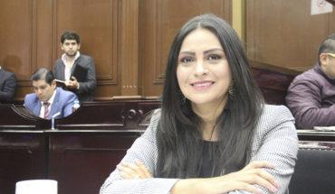 La apuesta en México debe ser por la justicia y la legalidad, señala la diputada Araceli Saucedo