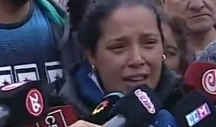 """La mamá de Estefanía se refirió al acusado por el asesinato de su hija: """"Quiero que lo maten"""""""