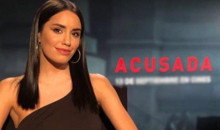 """Lali Espósito success in cinemas: """"Accused"""" surpassed the 300,000 spectators"""
