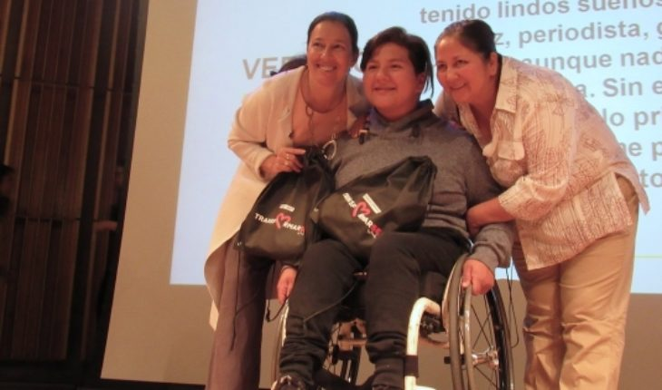 Lanzan primer espacio de reinserción sociolaboral para personas con discapacidad y sus redes de apoyo