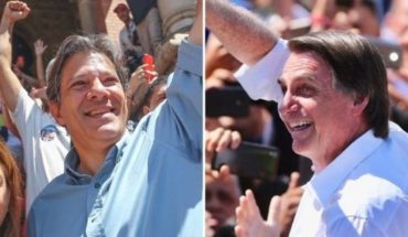 Looking to the second round in Brazil, Bolsonaro consolidates a wide difference