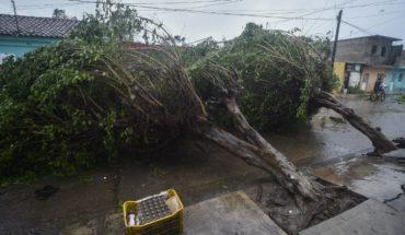 Los daños que dejó el huracán Willa tras su paso por Sinaloa