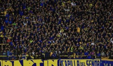 Los hinchas de Boca tardaron segundos en agotar las entradas para la revancha con Palmeiras