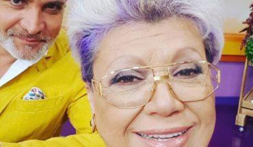 """Luis Jara por Paty Maldonado: """"Cuando entra al set, el rating sube"""""""