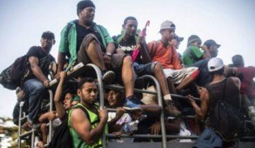 """México anuncia el plan """"Estás en tu casa"""" para dar condición de refugiados a los migrantes de la caravana que se queden en el sur del país"""