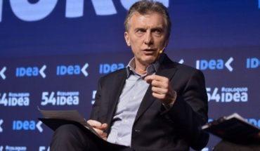 """Macri cerró el Coloquio de IDEA con un palo a Moyano: """"Hay que abandonar los métodos mafiosos"""""""