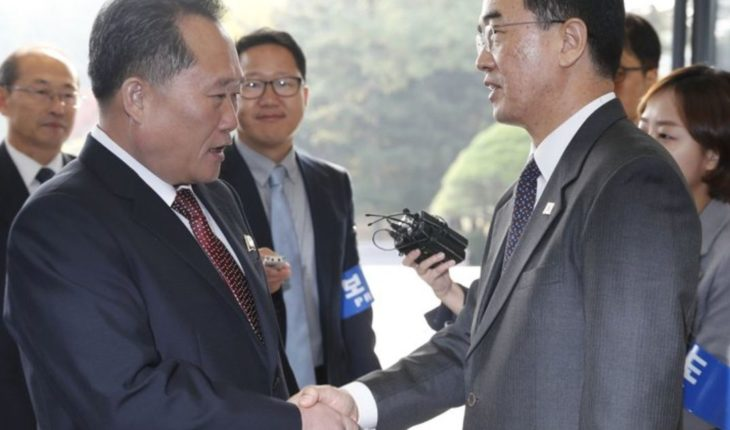 Ministers of Koreas discussed details agreed at Summit Seoul, Korea