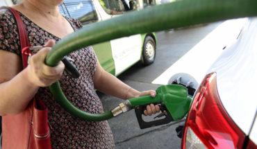 """Ministro de Hacienda: """"Vamos a tener una rebaja esta semana en los precios de las gasolinas"""""""