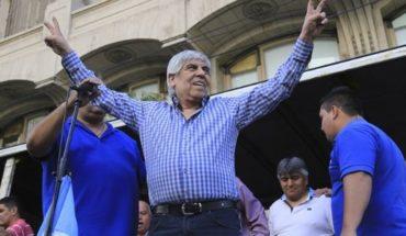 """Moyano festejó el rechazo a la prisión de Pablo: """"No aflojen en la pelea"""""""