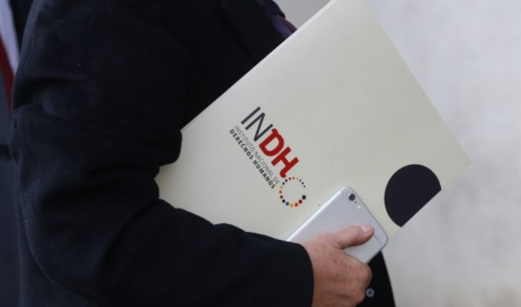 NHDR application for protection filed emission of toxic gases that affect citizens of Copiapo