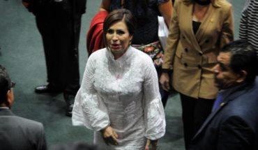 No huiré de México al terminar el sexenio: Rosario Robles