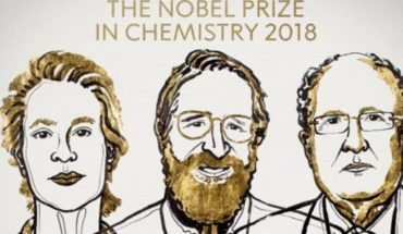 Nobel Prize in chemistry for advances in developing protein-based genetic changes and selection