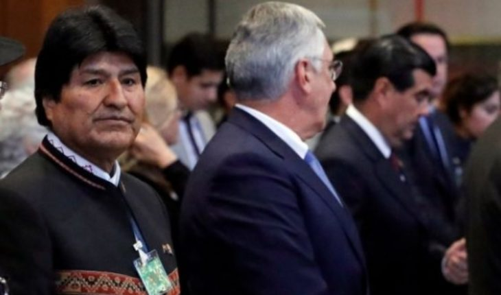 Options remaining to Bolivia in its attempt to regain its outlet to the sea after the ruling favorable to Chile