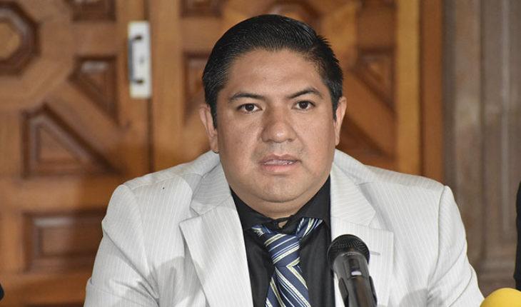 PRD will strengthen the field from the legislation, ensures the Deputy Francisco Cedillo de Jesús